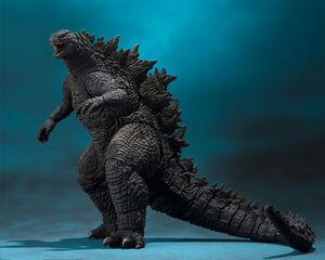 Sh Monsterarts Godzilla 2019 Pic 1