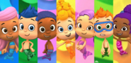 The Bubble Guppies with Zooli