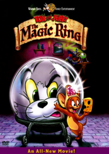 Tom and Jerry The Magic Ring 2002 DVD Cover.PNG