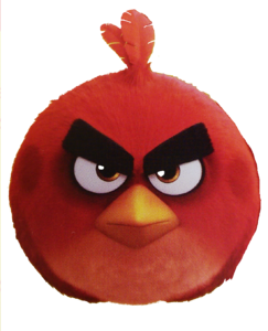 Angry Birds Movie Red 8