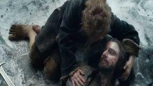 Bilbo Baggins release stress