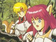 Chaz & Rika