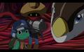 Deputymon, Chibitortomon and Sparrowmon