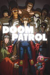 Doom Patrol Vol 6 6 Textless