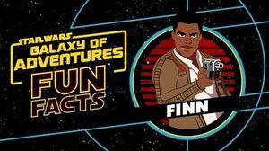 Finn Star Wars Galaxy of Adventures Fun Facts