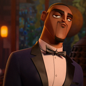 Lance Sterling from Spies in Disguise