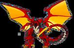 Pyrus Drago Bakugan Battle Planet