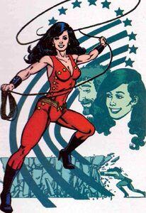 Donna Troy as Wonder Girl