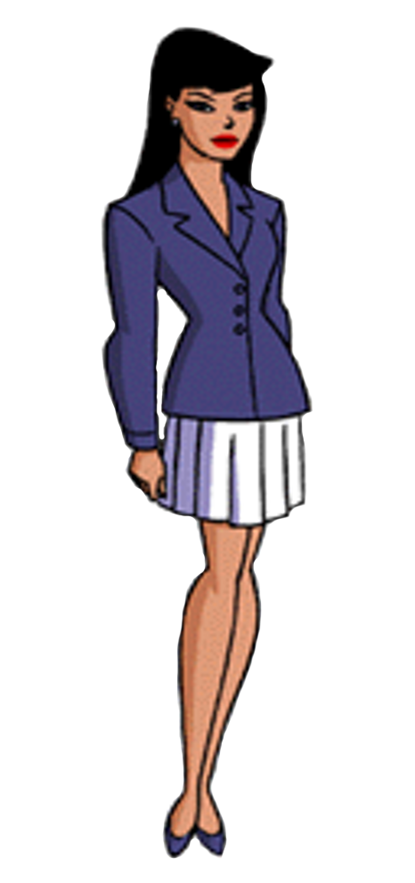 Lois Lane (DC Animated Universe)