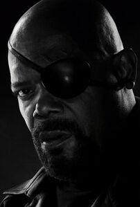 Nick Fury Endgame Textless