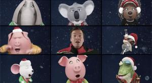 Sing characters meet Jimmy Fallon