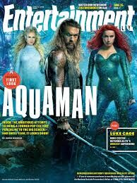 Aquaman magazine