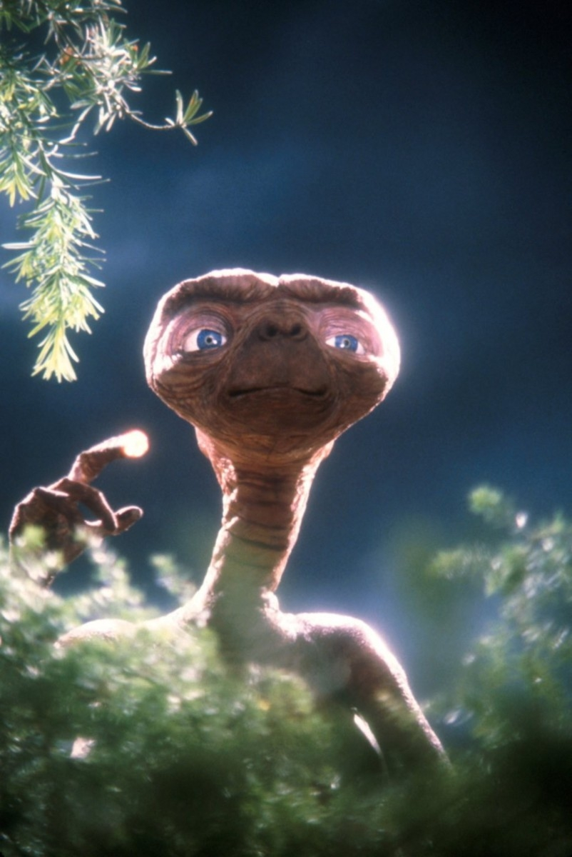 AustinDR/PG Proposal: E. T. the Extraterrestrial