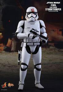 Hot-toys Finn Stormtrooper