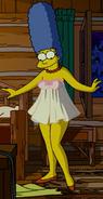 Marge Simpson underwear