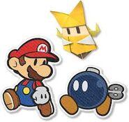Mario, Olivia, and Bobby