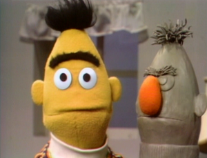 Noseless Bert
