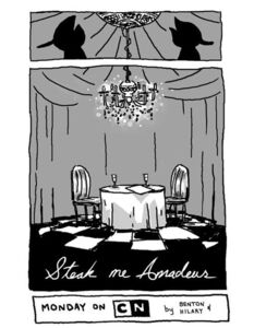 Steak Me Amadeus