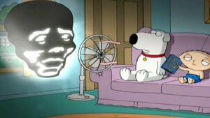 Supreme Being, Brian and Stewie