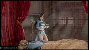 DYNASTY WARRIORS 9 Xin Xianying ending