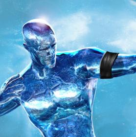 Iceman X-Men Legends II