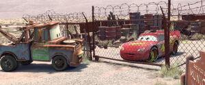 Ligthning meets Mater