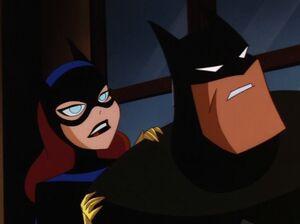 TS 19 - Batman Batgirl