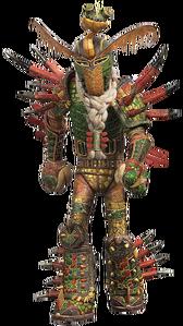 Tuffnut, 20, in dragon armor