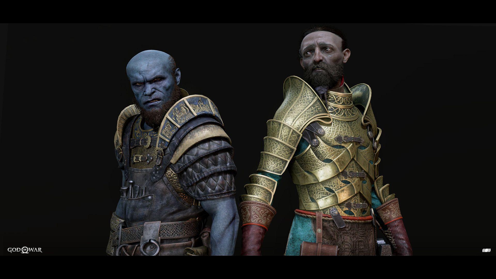 Huldra Brothers (God of War)
