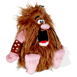 Scoob! Captain Caveman Plush Toy