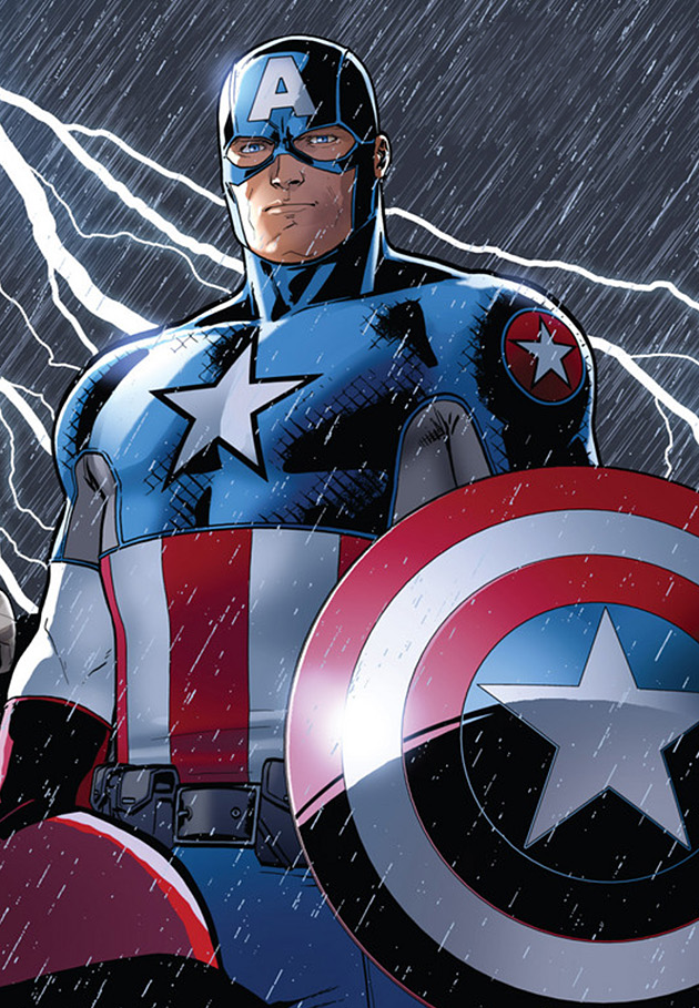 Captain America (Ultimate Marvel)