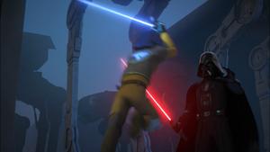 Vader prevents