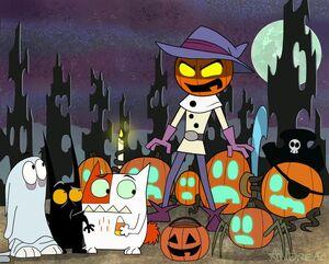 Catscratch halloween by andreac d1j3z4v-fullview