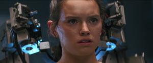 Rey interrogation scene