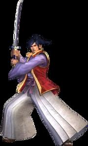 Takamaru Samurai Warriors 3