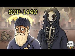Brothers of Death SCP-1440 The Old Man From Nowhere (SCP Animation)