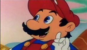 Dic Mario cartoon