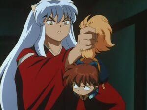 Inuyasha and Shippo