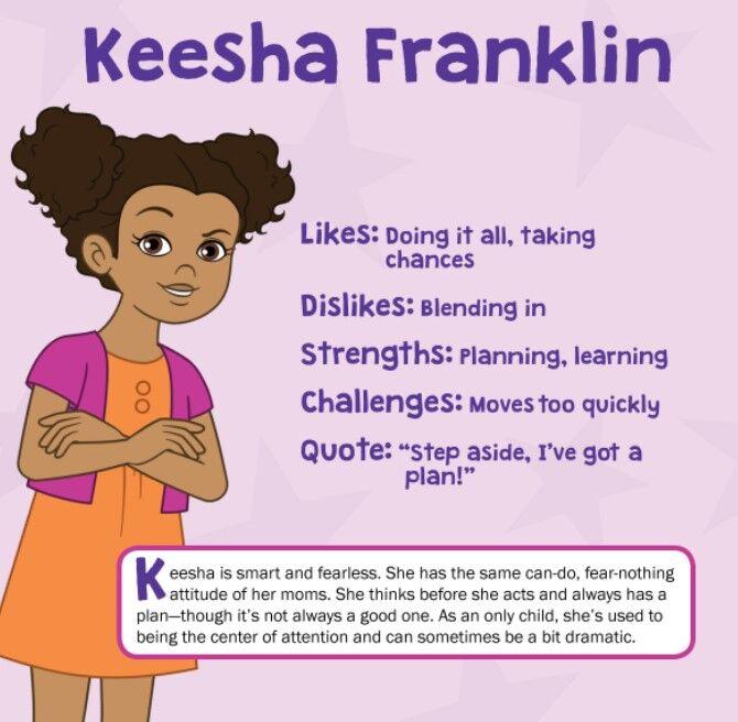 Keesha Meet the Class.jpg