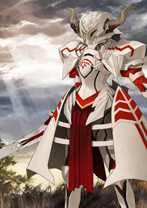 Mordred Pendragon Stage 1