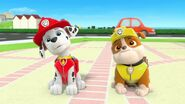 Paw Patrol Marshall and Rubble VideoCapture 20211016-105115