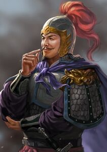 ROTK12 Zhu Ran