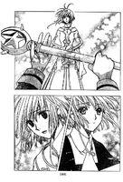 Sakura kinomoto handing over the star staff