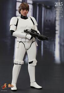 Hot-toys Luke Stormtrooper