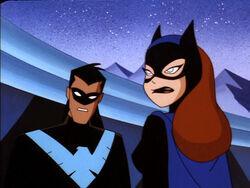 JM 15 - Batgirl and Nightwing