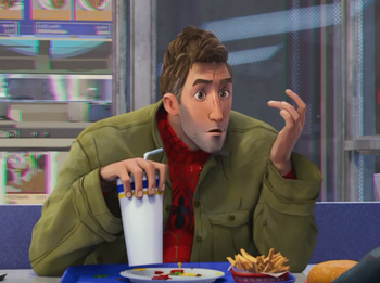 Peter Parker (Spider-Man: Into the Spider-Verse)