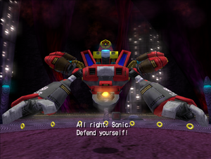 Sonic & Diablon - Final Haunt
