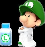 Dr Mario World - Dr Baby Luigi