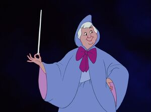 Fairy Godmother Cind
