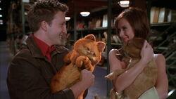 Jon & Liz reuniting with Garfield & Odie